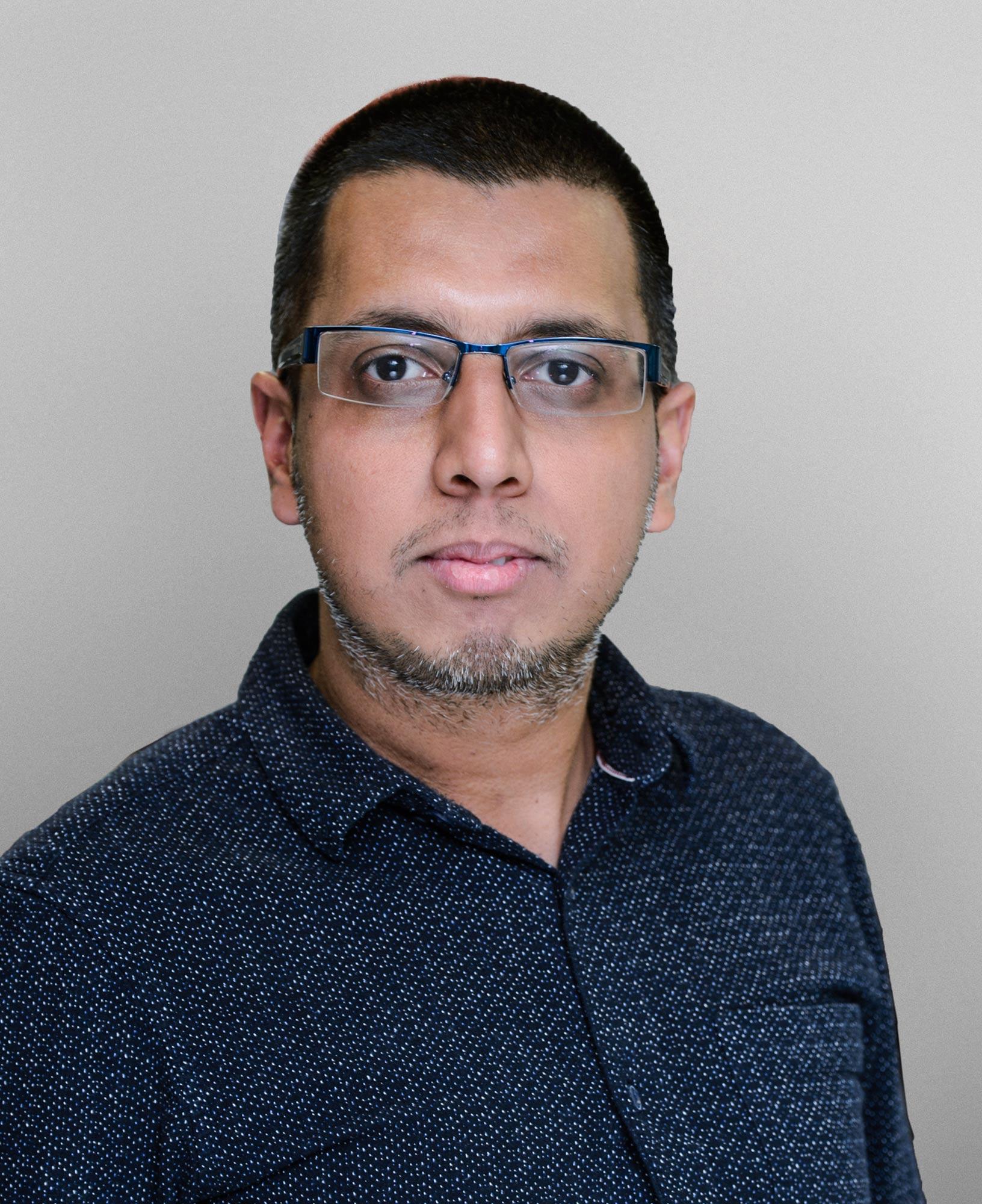 Mudasser Mohammed
